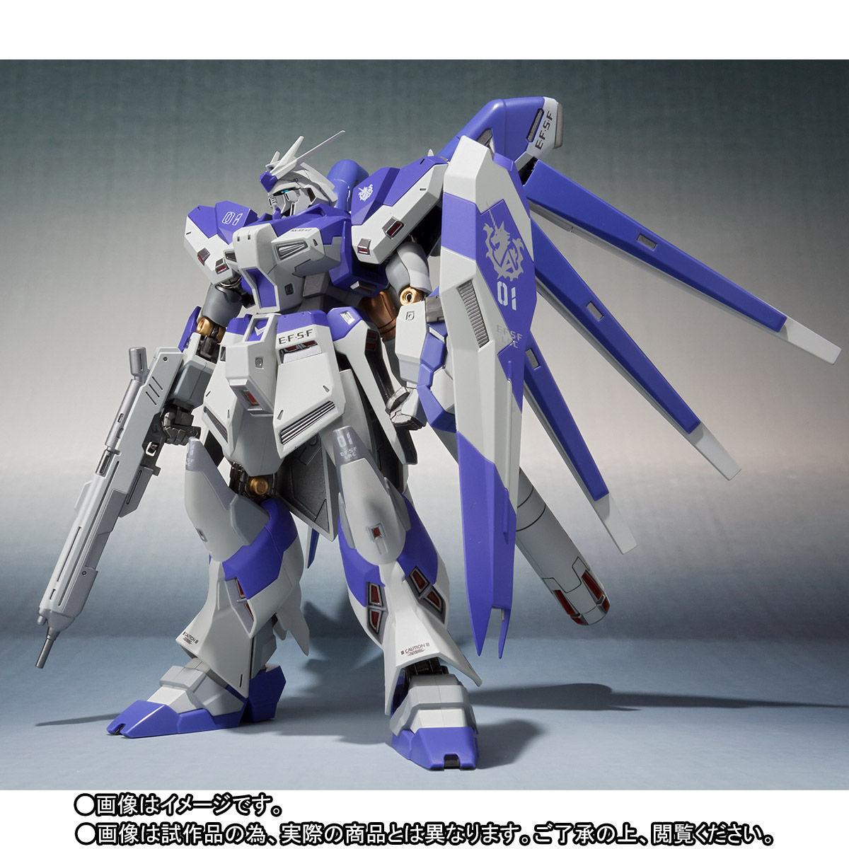 METAL ROBOT魂〈SIDE MS〉『Hi-νガンダム』逆襲のシャア 可動フィギュア-002