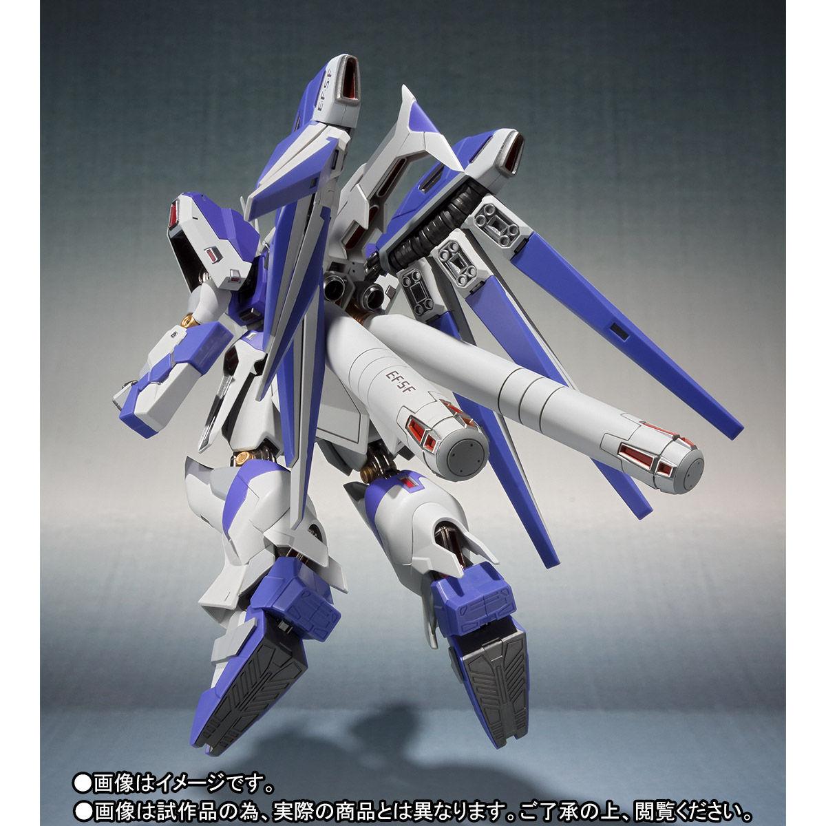 METAL ROBOT魂『Hi-νガンダム』逆襲のシャア 可動フィギュア-003