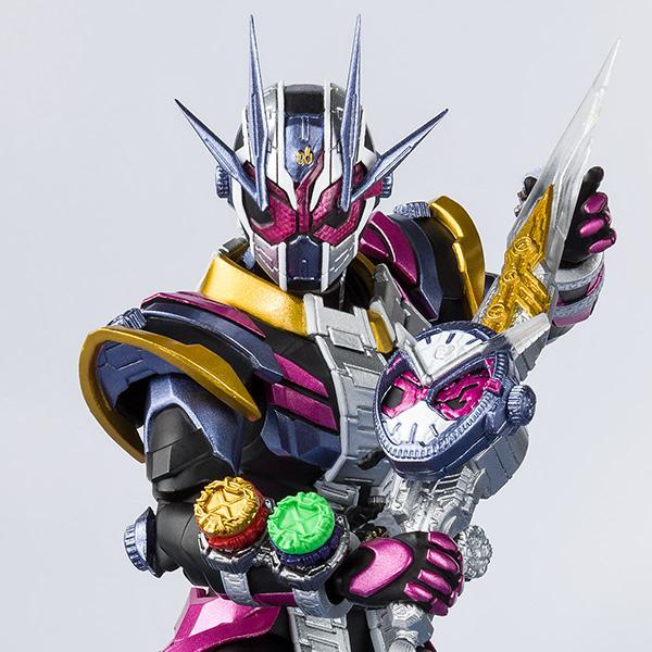 S.H.Figuarts『仮面ライダージオウII』アクションフィギュア