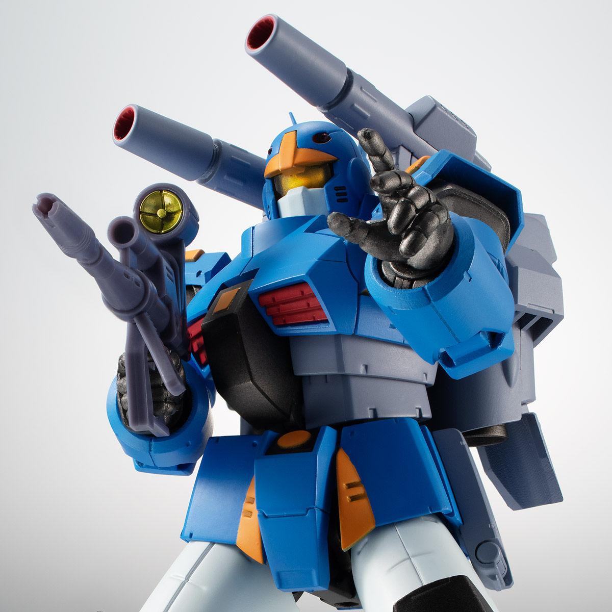 ROBOT魂〈SIDE MS〉『RX-77-3 ガンキャノン重装型 ver. A.N.I.M.E.』ガンダムMSV 可動フィギュア-001