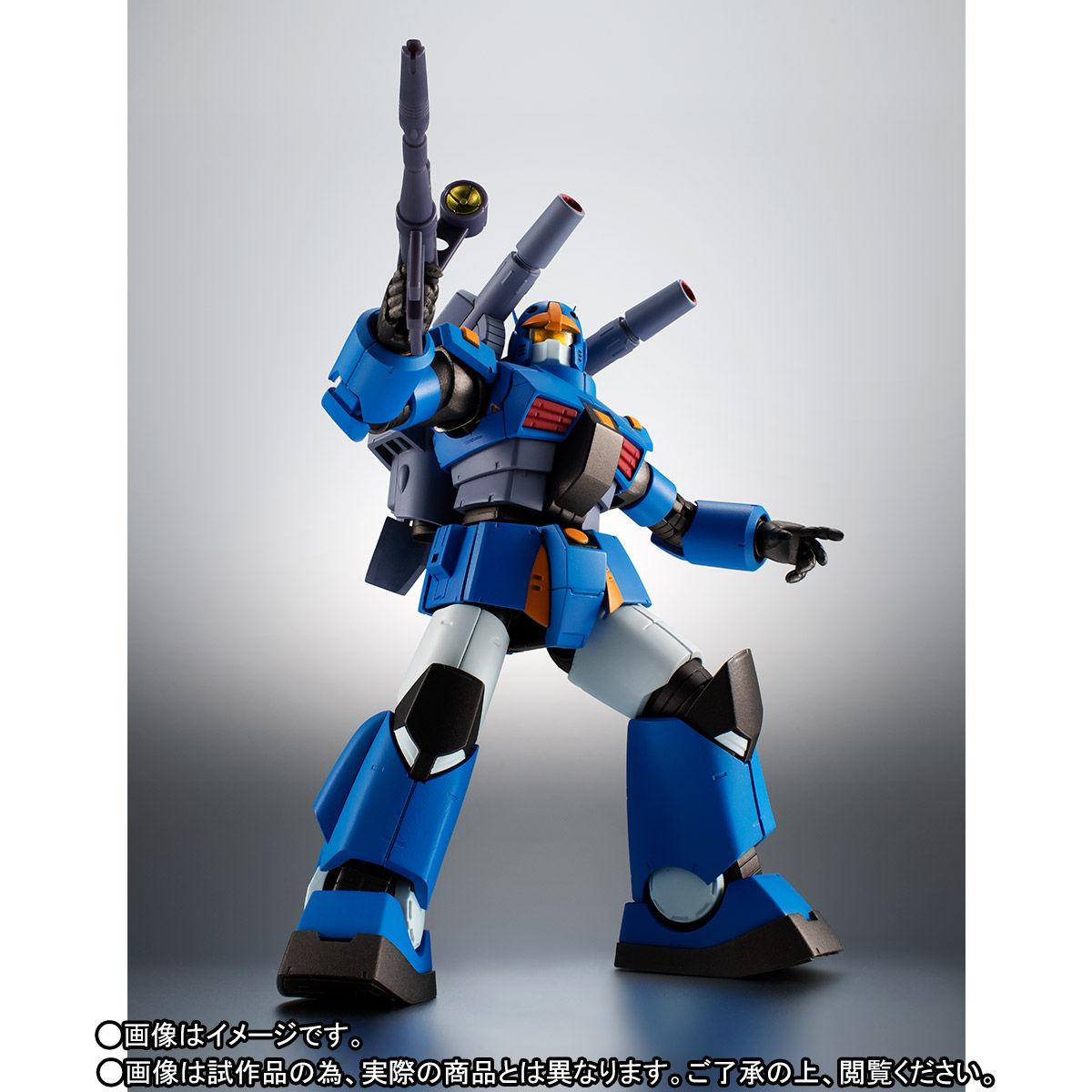 ROBOT魂〈SIDE MS〉『RX-77-3 ガンキャノン重装型 ver. A.N.I.M.E.』ガンダムMSV 可動フィギュア-003