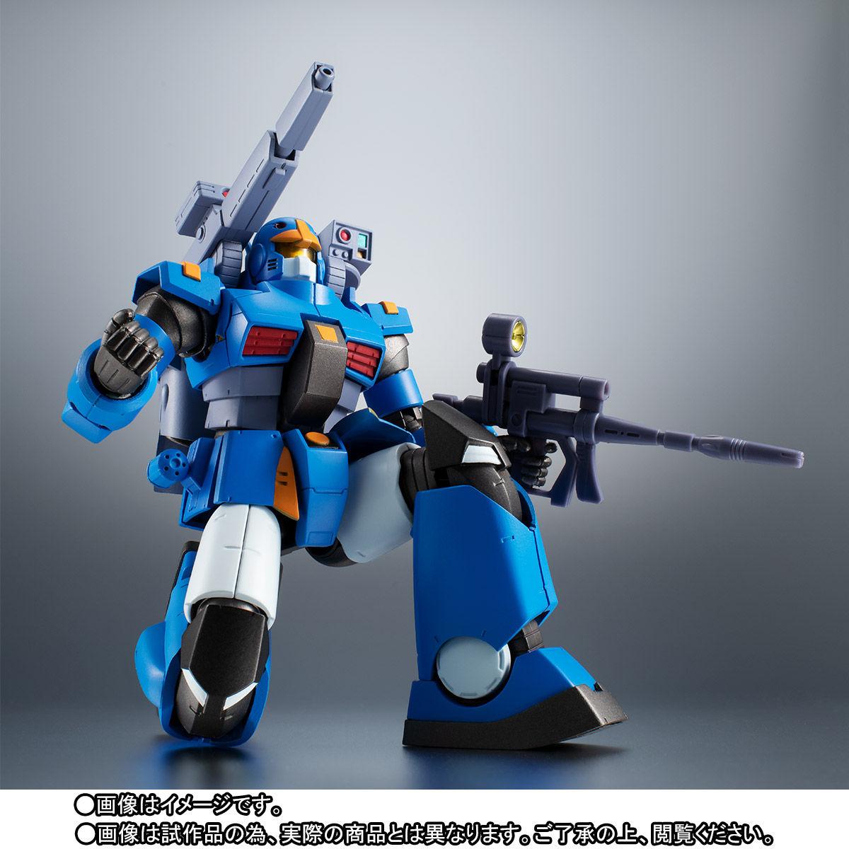 ROBOT魂〈SIDE MS〉『RX-77-3 ガンキャノン重装型 ver. A.N.I.M.E.』ガンダムMSV 可動フィギュア-006