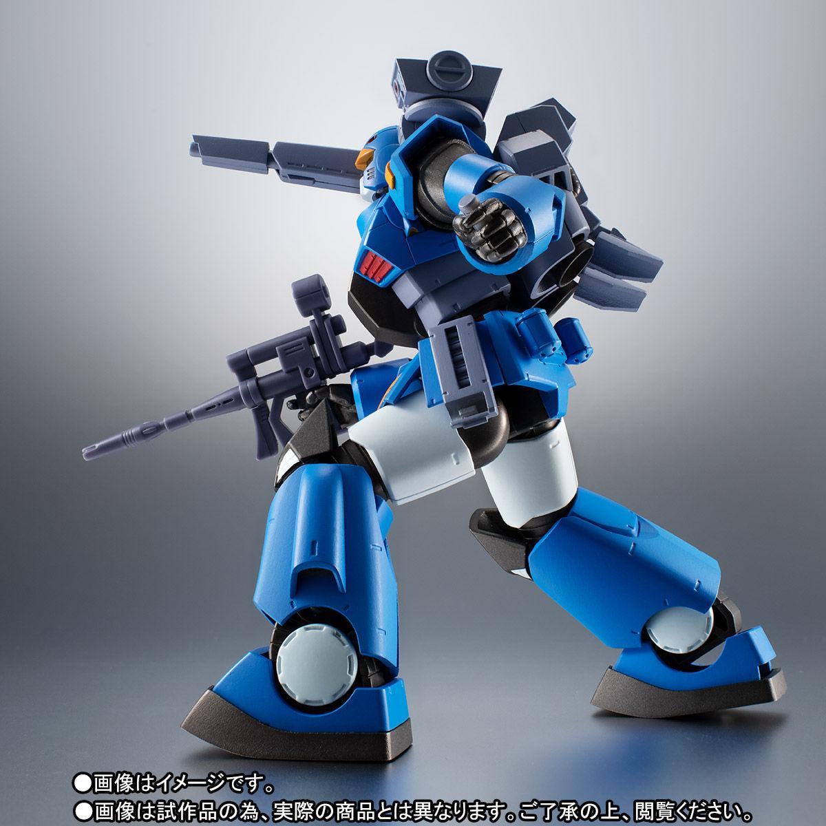 ROBOT魂〈SIDE MS〉『RX-77-3 ガンキャノン重装型 ver. A.N.I.M.E.』ガンダムMSV 可動フィギュア-007