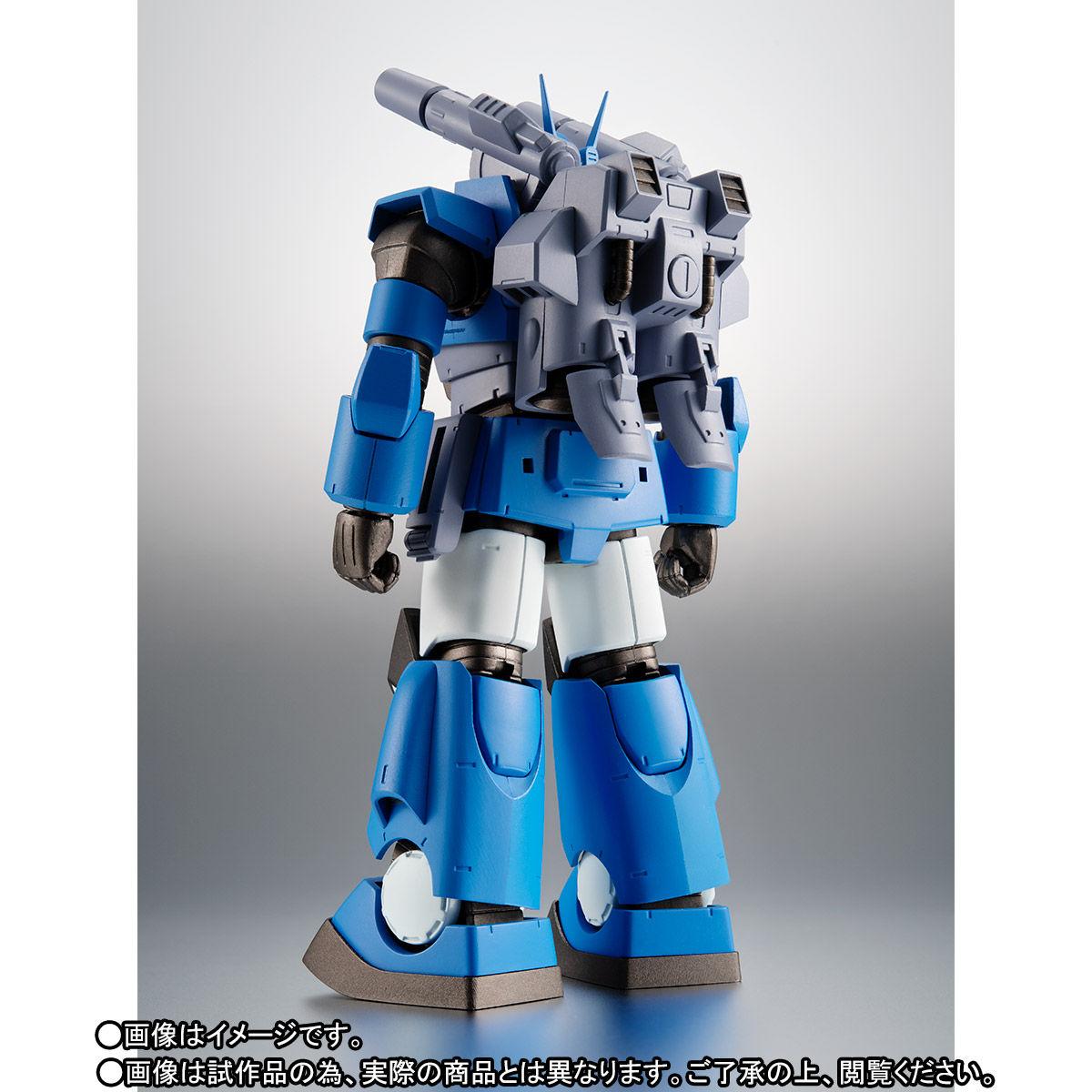 ROBOT魂〈SIDE MS〉『RX-77-3 ガンキャノン重装型 ver. A.N.I.M.E.』ガンダムMSV 可動フィギュア-009