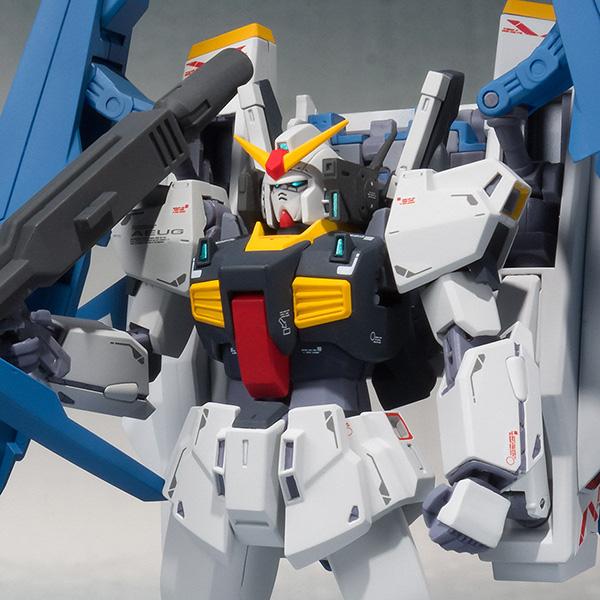 ROBOT魂(Ka signature)〈SIDE MS〉『スーパーガンダム』機動戦士Zガンダム 可動フィギュア