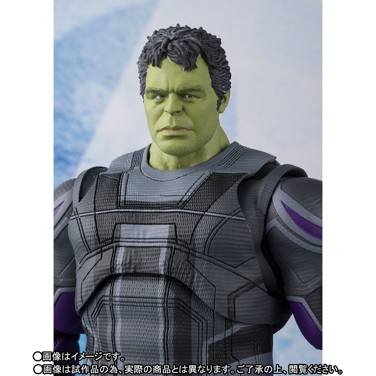 S.H.Figuarts『ハルク』アベンジャーズ/エンドゲーム アクションフィギュア-008