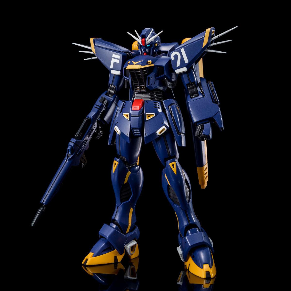 【限定販売】MG 1/100『ガンダムF91 Ver.2.0(ハリソン・マディン専用機)』プラモデル-002