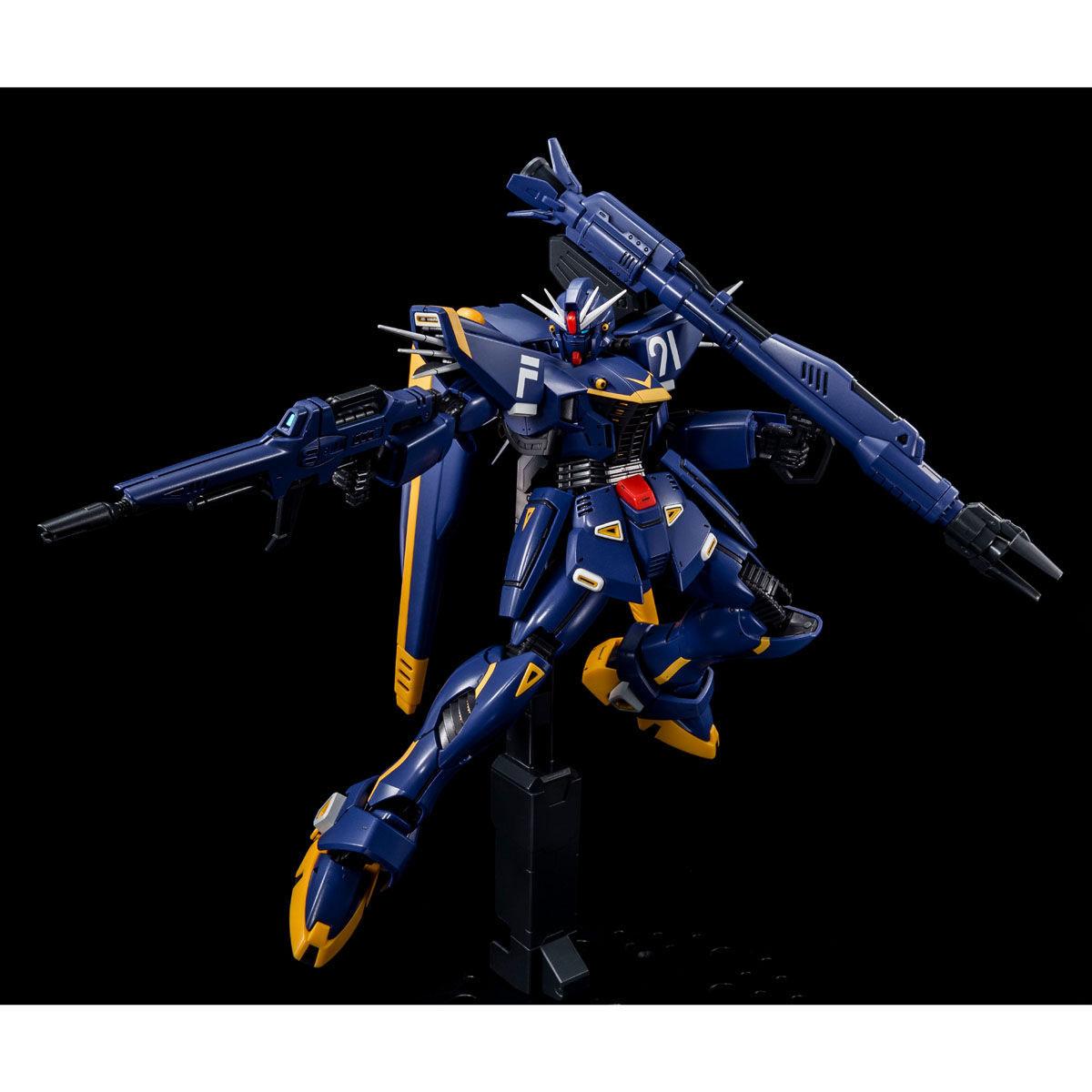 【限定販売】MG 1/100『ガンダムF91 Ver.2.0(ハリソン・マディン専用機)』プラモデル-004