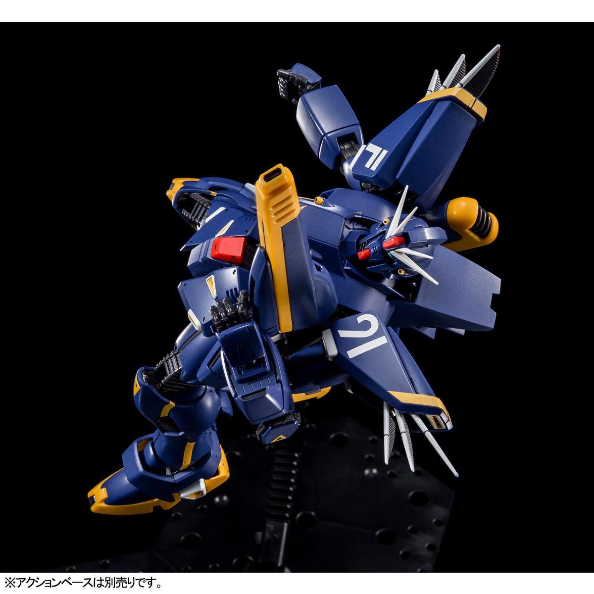 【限定販売】MG 1/100『ガンダムF91 Ver.2.0(ハリソン・マディン専用機)』プラモデル-007