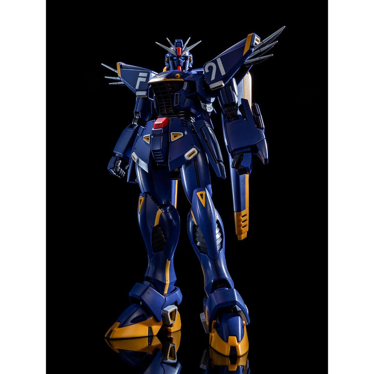 【限定販売】MG 1/100『ガンダムF91 Ver.2.0(ハリソン・マディン専用機)』プラモデル-009