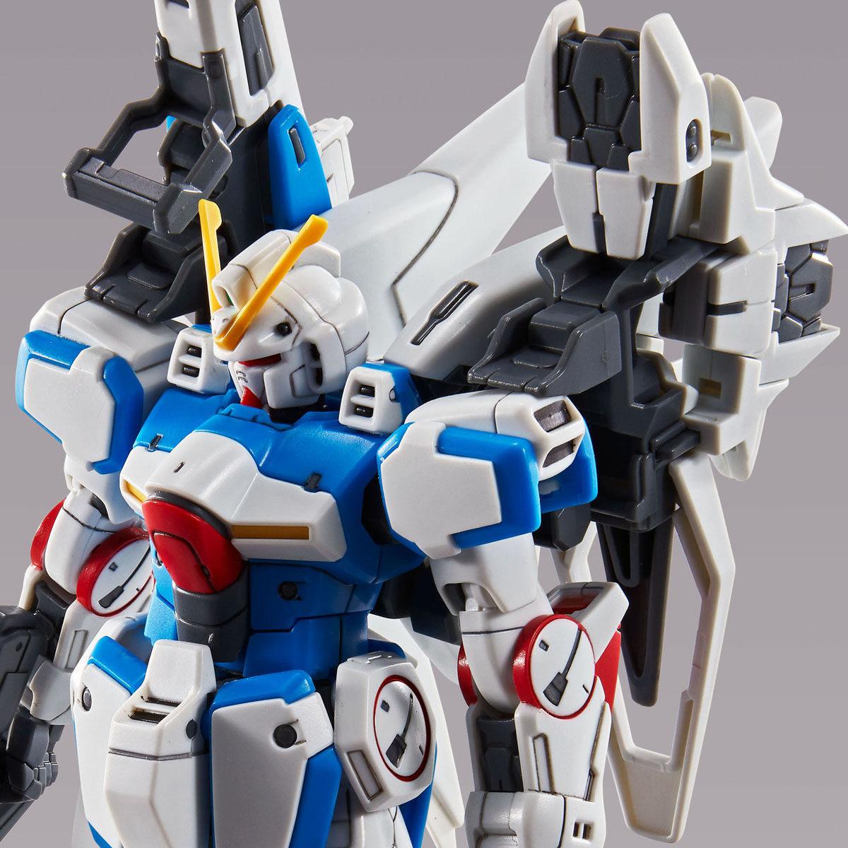 【限定販売】HG 1/144『セカンドV』プラモデル-001