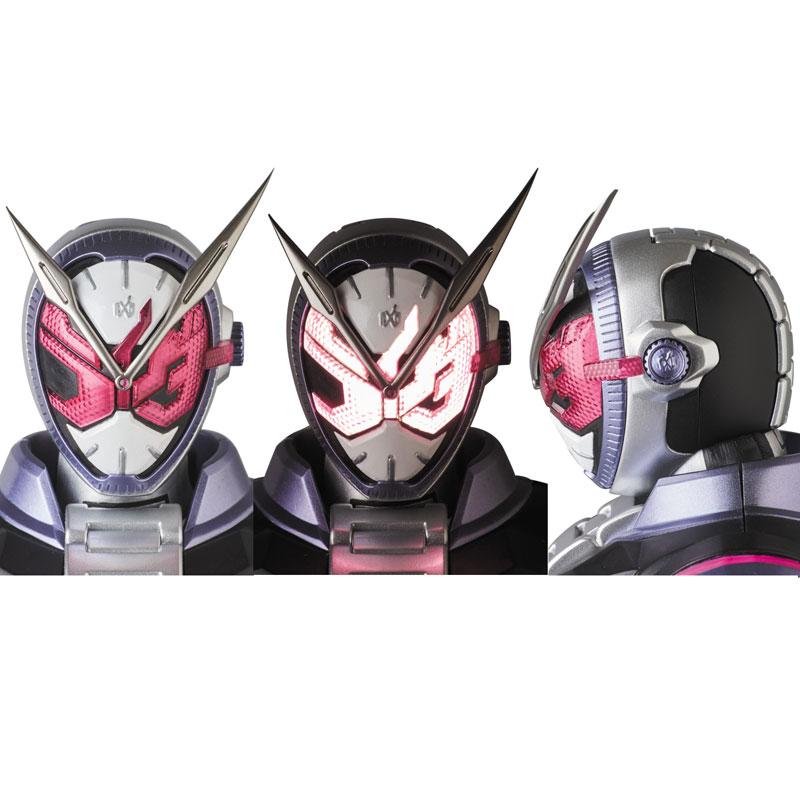 リアルアクションヒーローズ『No.781 RAH GENESIS 仮面ライダージオウ』可動フィギュア-006