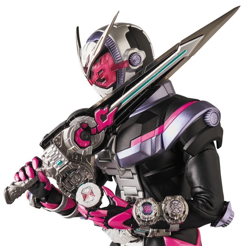 リアルアクションヒーローズ『No.781 RAH GENESIS 仮面ライダージオウ』可動フィギュア-011