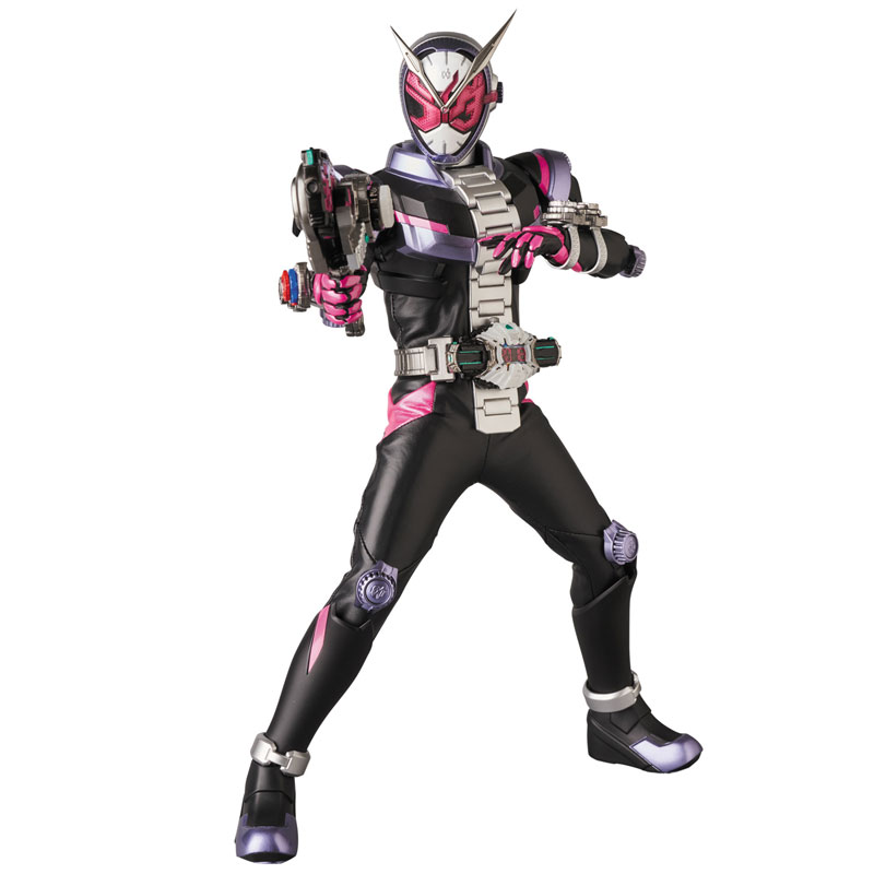 リアルアクションヒーローズ『No.781 RAH GENESIS 仮面ライダージオウ』可動フィギュア-015