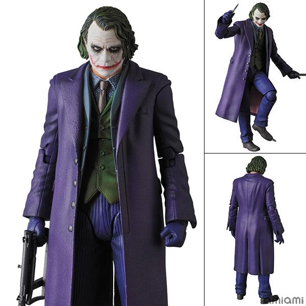 【再販】マフェックス No.051『ジョーカー/THE JOKER Ver.2.0』バットマン The Dark Knight 可動フィギュア