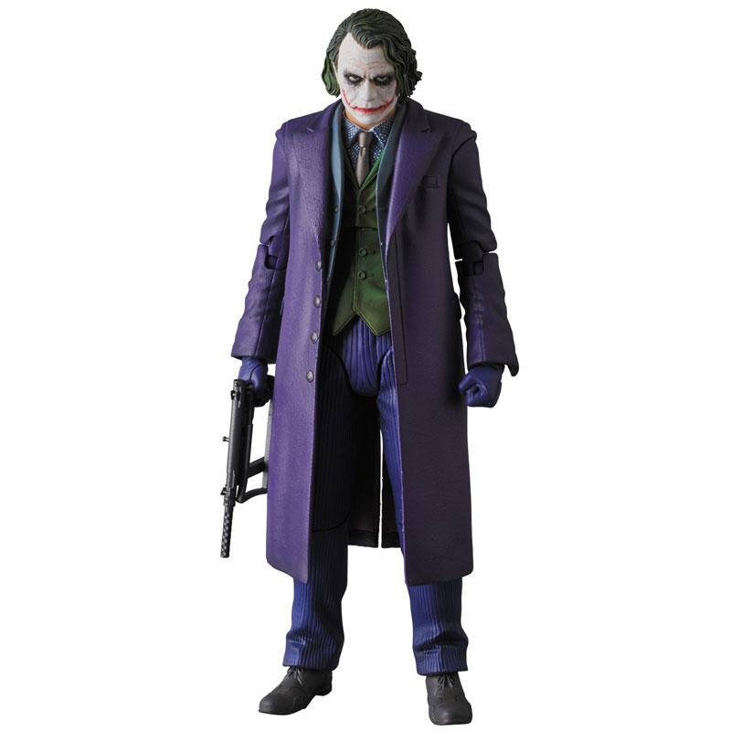 【再販】マフェックス No.51『ジョーカー/THE JOKER Ver.2.0』バットマン The Dark Knight 可動フィギュア-001