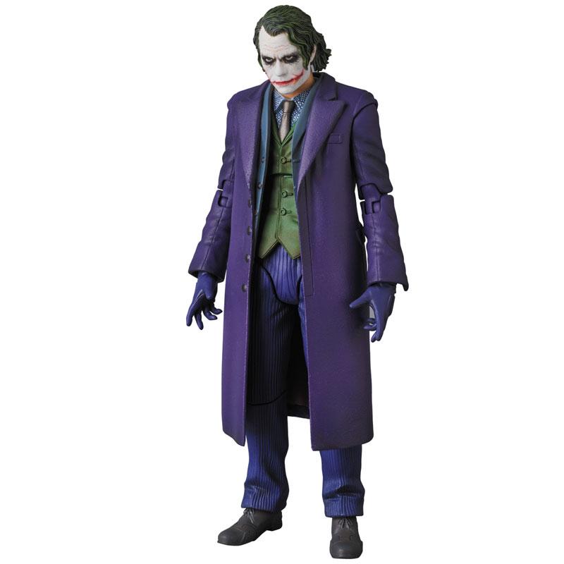 【再販】マフェックス No.51『ジョーカー/THE JOKER Ver.2.0』バットマン The Dark Knight 可動フィギュア-002