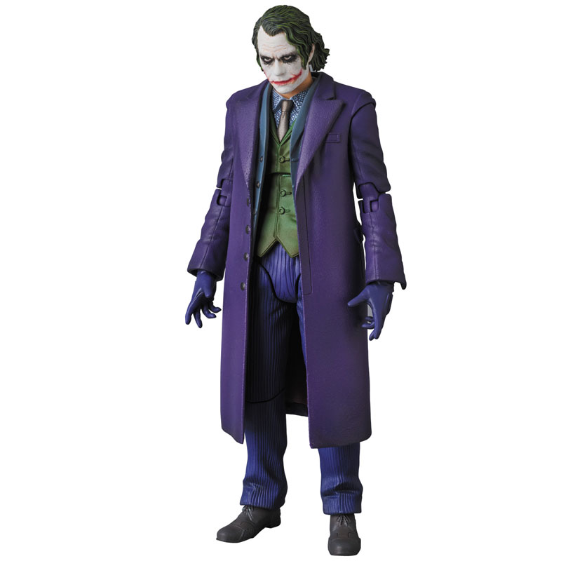 【再販】マフェックス No.051『ジョーカー/THE JOKER Ver.2.0』バットマン The Dark Knight 可動フィギュア-002
