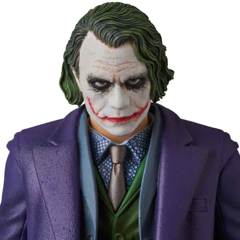 【再販】マフェックス No.051『ジョーカー/THE JOKER Ver.2.0』バットマン The Dark Knight 可動フィギュア-004