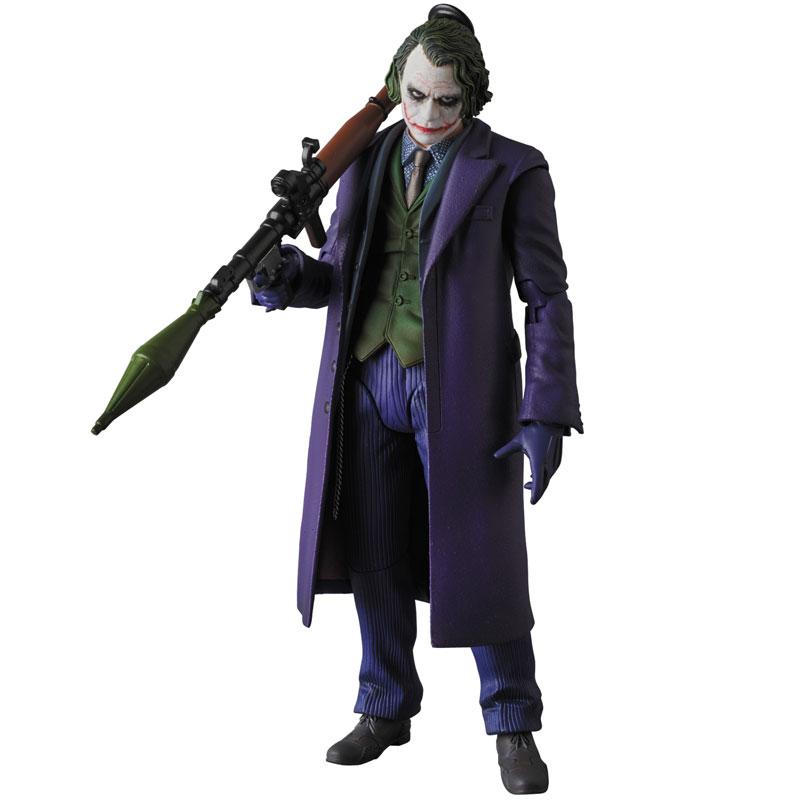 【再販】マフェックス No.051『ジョーカー/THE JOKER Ver.2.0』バットマン The Dark Knight 可動フィギュア-007