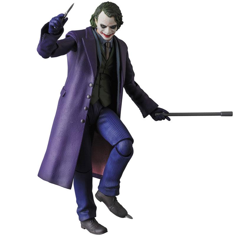 【再販】マフェックス No.51『ジョーカー/THE JOKER Ver.2.0』バットマン The Dark Knight 可動フィギュア-008