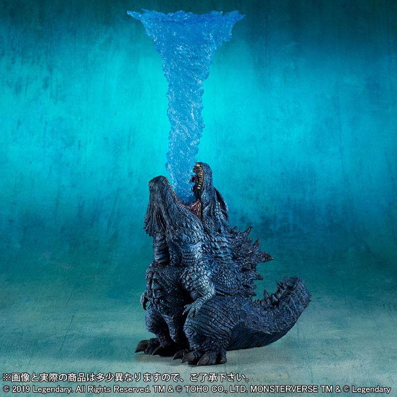 デフォリアル『ゴジラ(2019)』キング・オブ・モンスターズ 完成品フィギュア-001