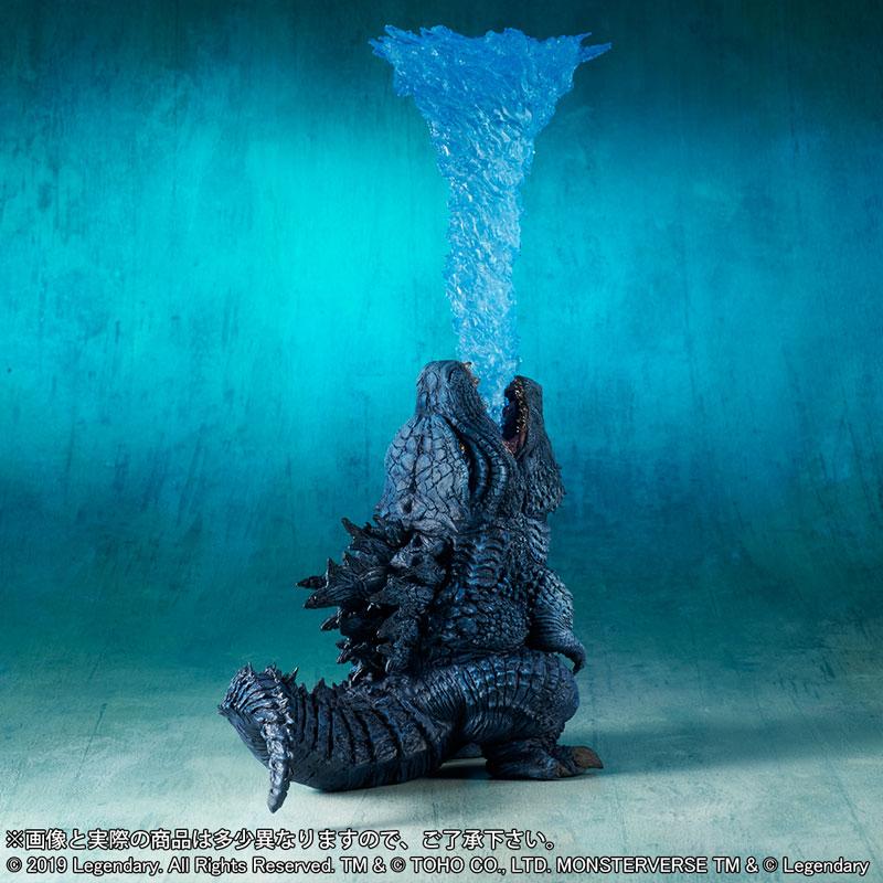 デフォリアル『ゴジラ(2019)』キング・オブ・モンスターズ 完成品フィギュア-002