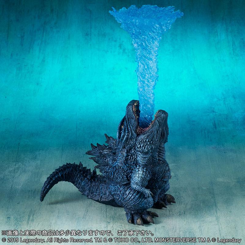 デフォリアル『ゴジラ(2019)』キング・オブ・モンスターズ 完成品フィギュア-003