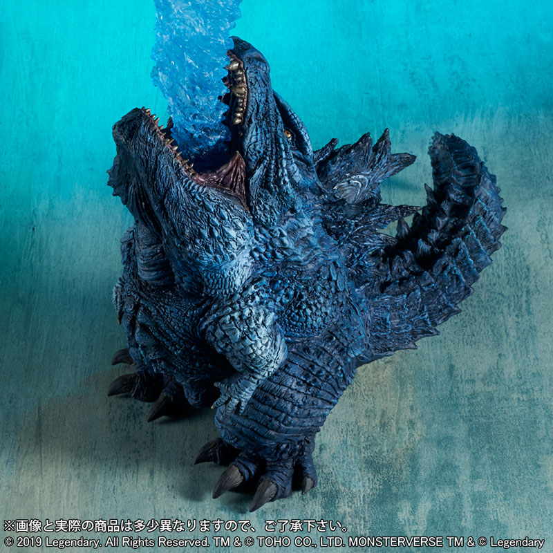 デフォリアル『ゴジラ(2019)』キング・オブ・モンスターズ 完成品フィギュア-005
