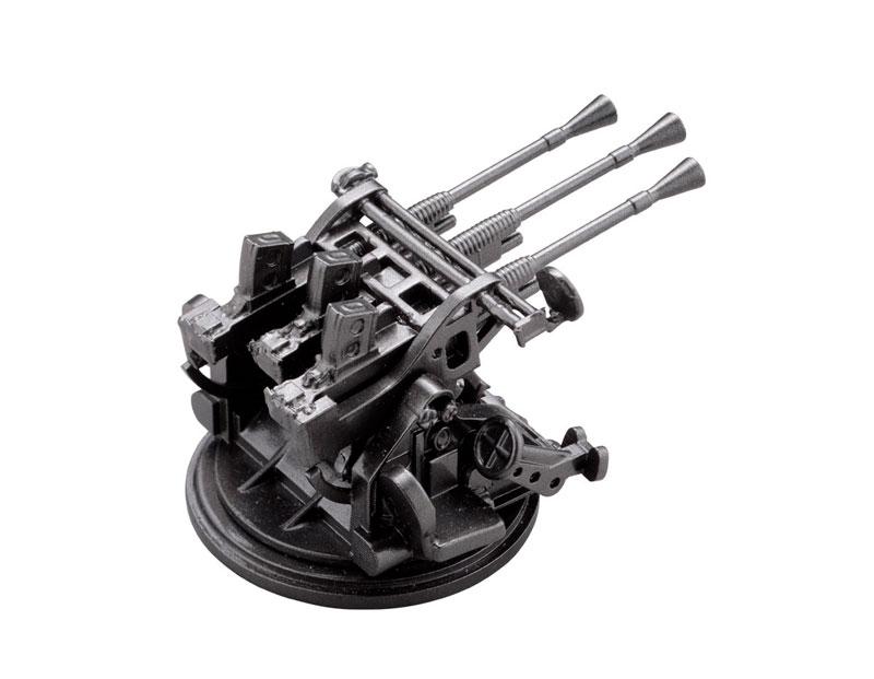 miniQ ミニチュアキューブ ワールドシップデフォルメ第4弾 『連合艦隊旗艦-大和・三笠-編』8個入りBOX-007