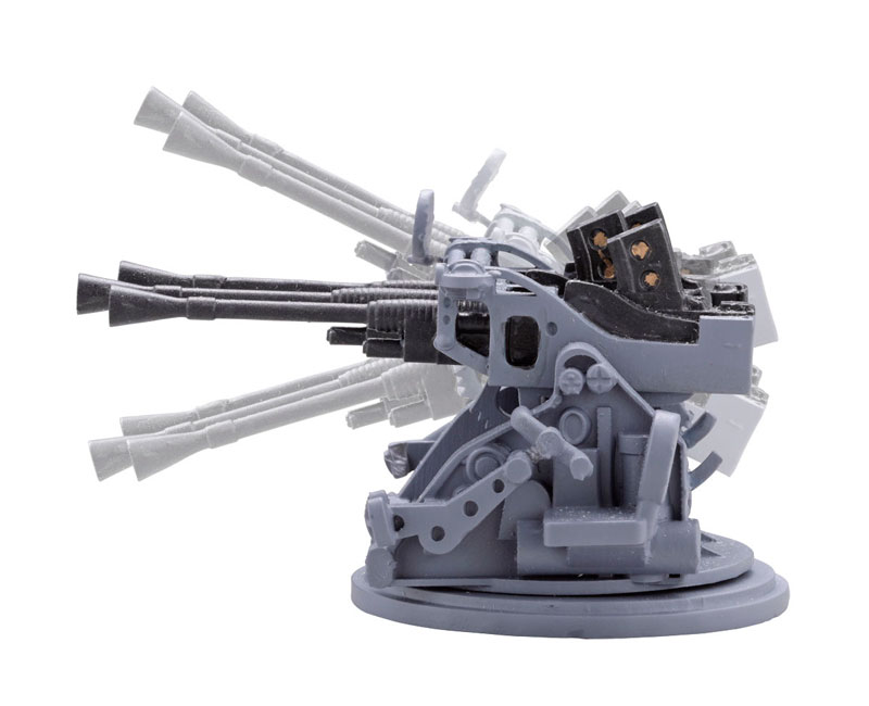 miniQ ミニチュアキューブ ワールドシップデフォルメ第4弾 『連合艦隊旗艦-大和・三笠-編』8個入りBOX-009