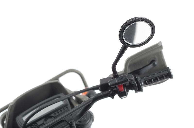 【再販】リトルアーモリー LM002『陸上自衛隊偵察オートバイ DX版』1/12 ミニカー-008