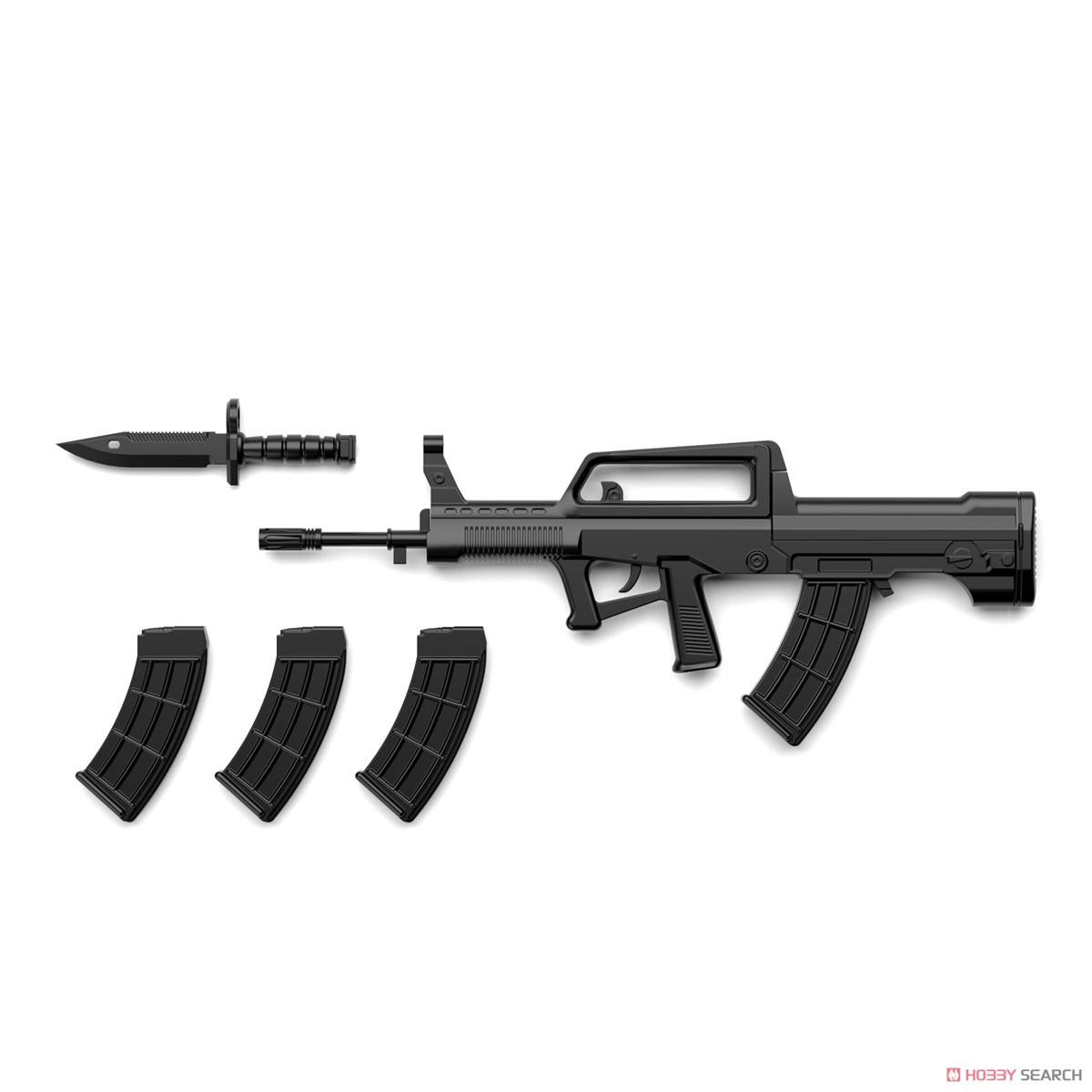 リトルアーモリー LADF01『ドールズフロントライン95式自動歩槍タイプ』1/12 プラモデル-001