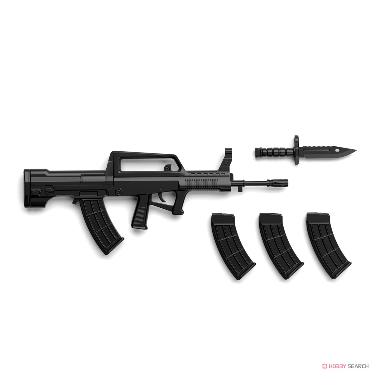 リトルアーモリー LADF01『ドールズフロントライン95式自動歩槍タイプ』1/12 プラモデル-002