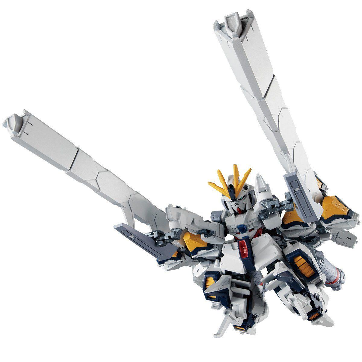 【食玩】FW GUNDAM CONVERGE『EX28 ナラティブガンダムA装備』機動戦士ガンダムNT 食玩フィギュア-001