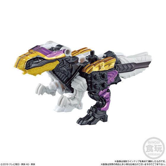 【食玩】ミニプラ『騎士竜合体シリーズ05 竜装合体』騎士竜戦隊リュウソウジャー 12個入りBOX-008