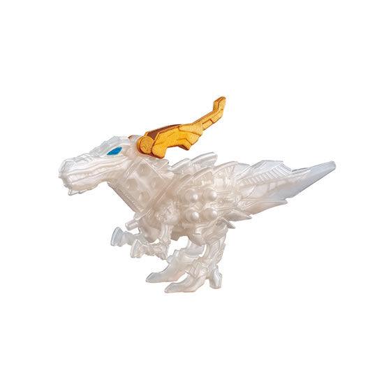 騎士竜戦隊リュウソウジャー『ガシャポン可動変形 パキガルー&コスモラプター』ガシャポン-002