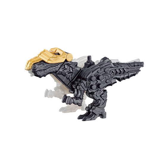 騎士竜戦隊リュウソウジャー『ガシャポン可動変形 パキガルー&コスモラプター』ガシャポン-004
