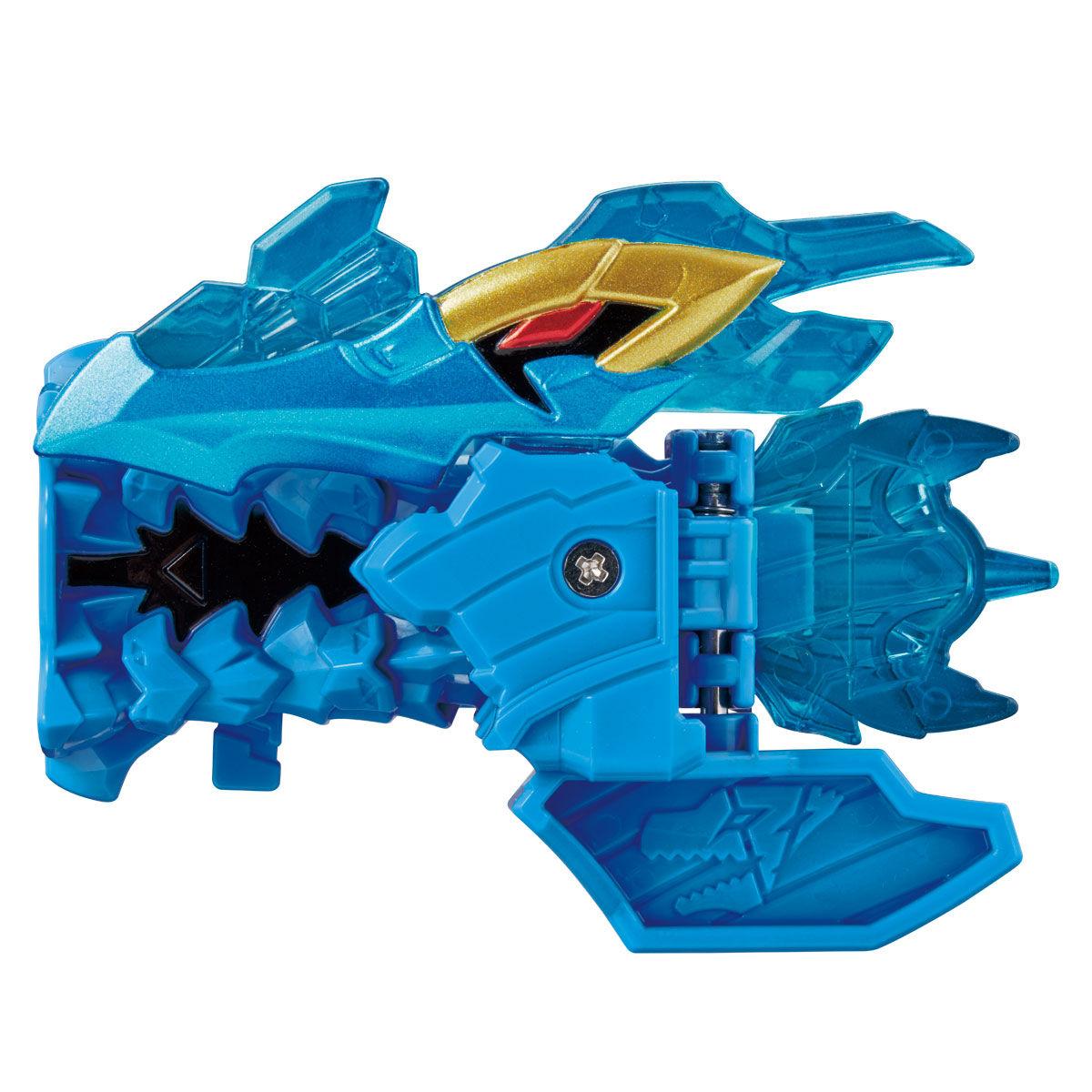 騎士竜戦隊リュウソウジャー『騎士竜シリーズ11 竜装変形 DXヨクリュウオー』可変可動フィギュア-005