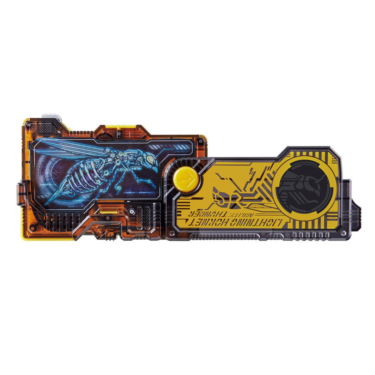 仮面ライダーゼロワン『DXライトニングホーネットプログライズキー』変身なりきり-003