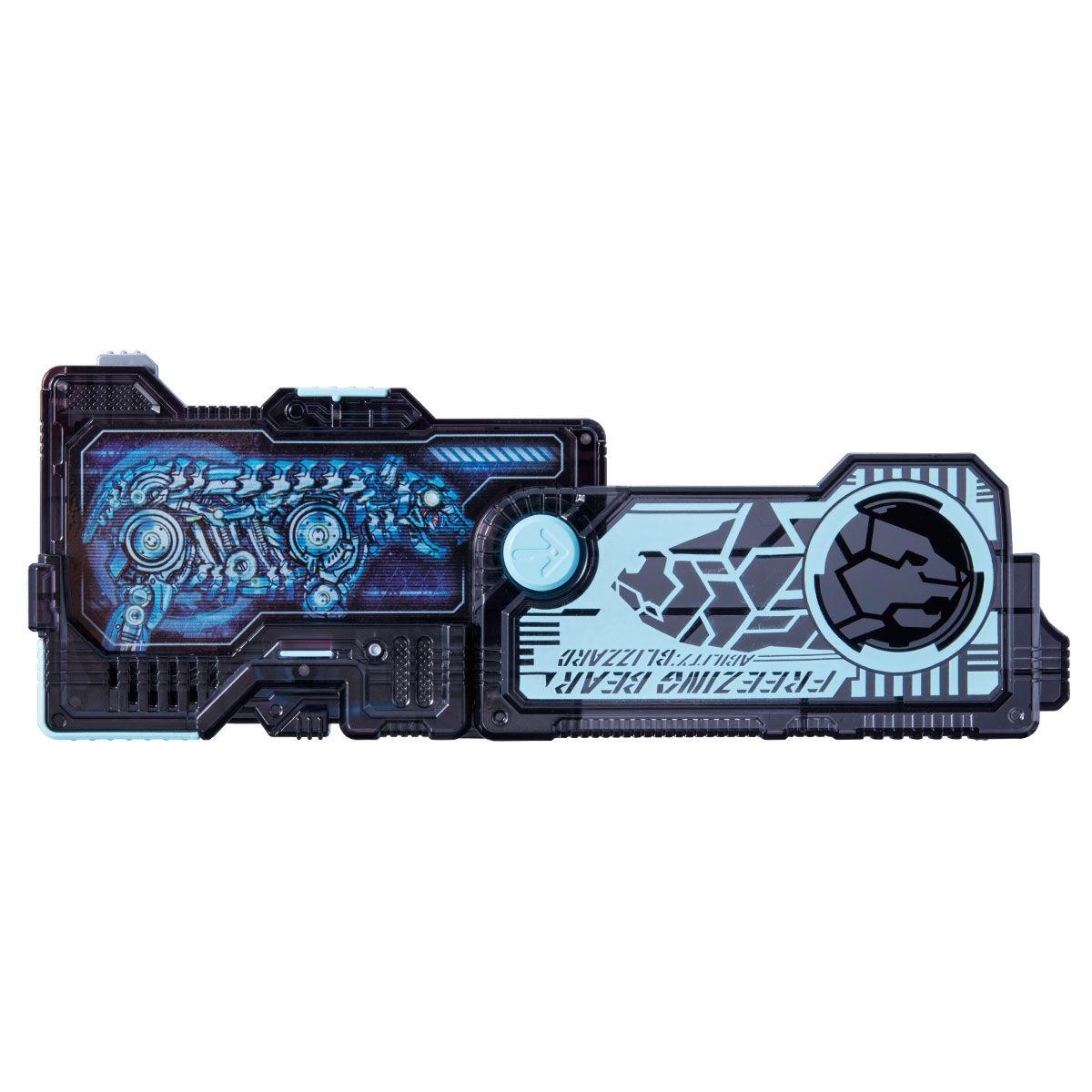 仮面ライダーゼロワン『DXフリージングベアープログライズキー』変身なりきり-003