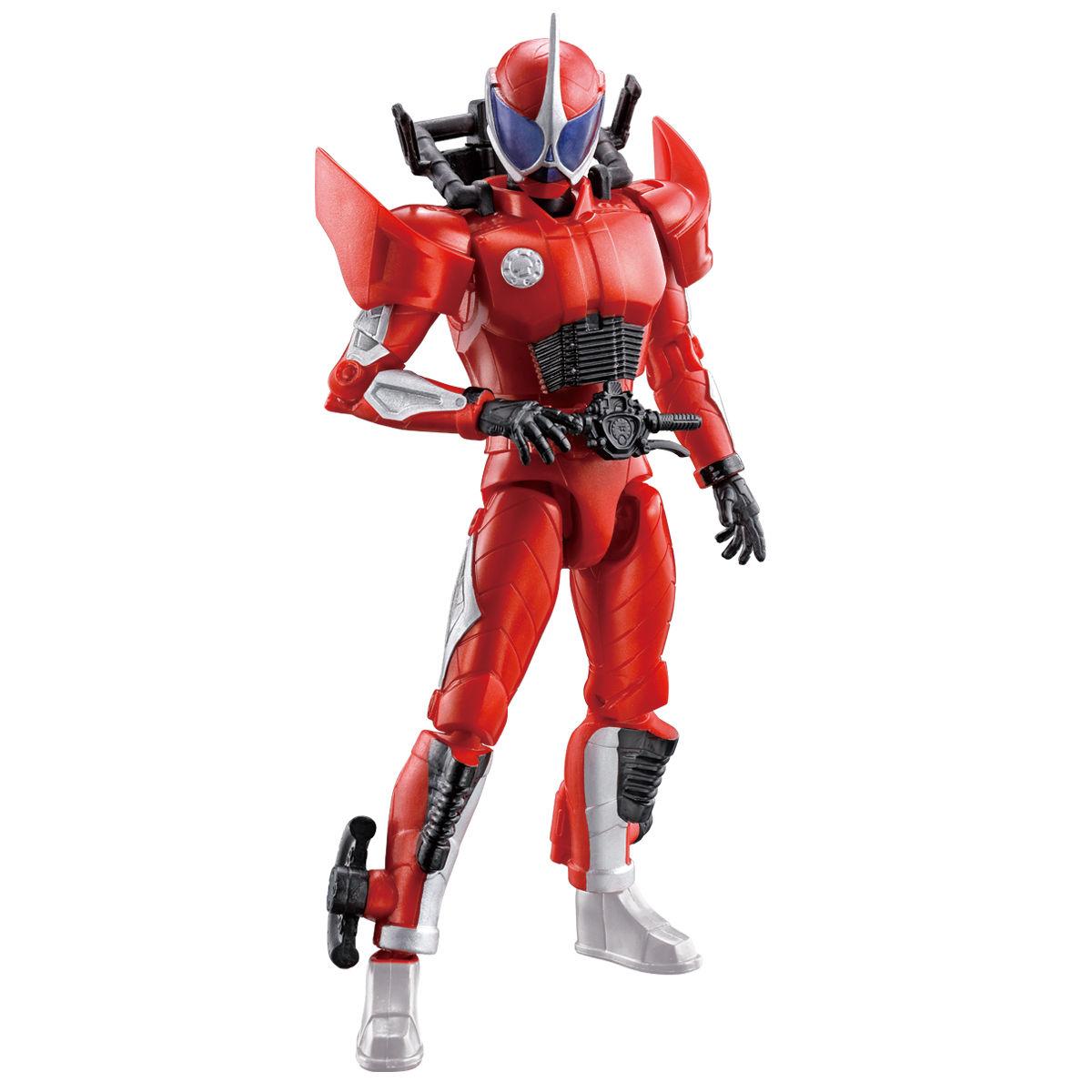 RKFレジェンドライダーシリーズ『仮面ライダーアクセル』可動フィギュア-001