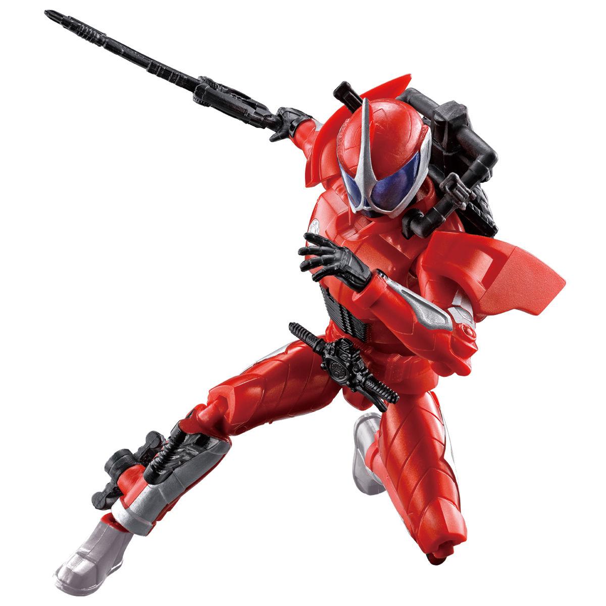 RKFレジェンドライダーシリーズ『仮面ライダーアクセル』可動フィギュア-002