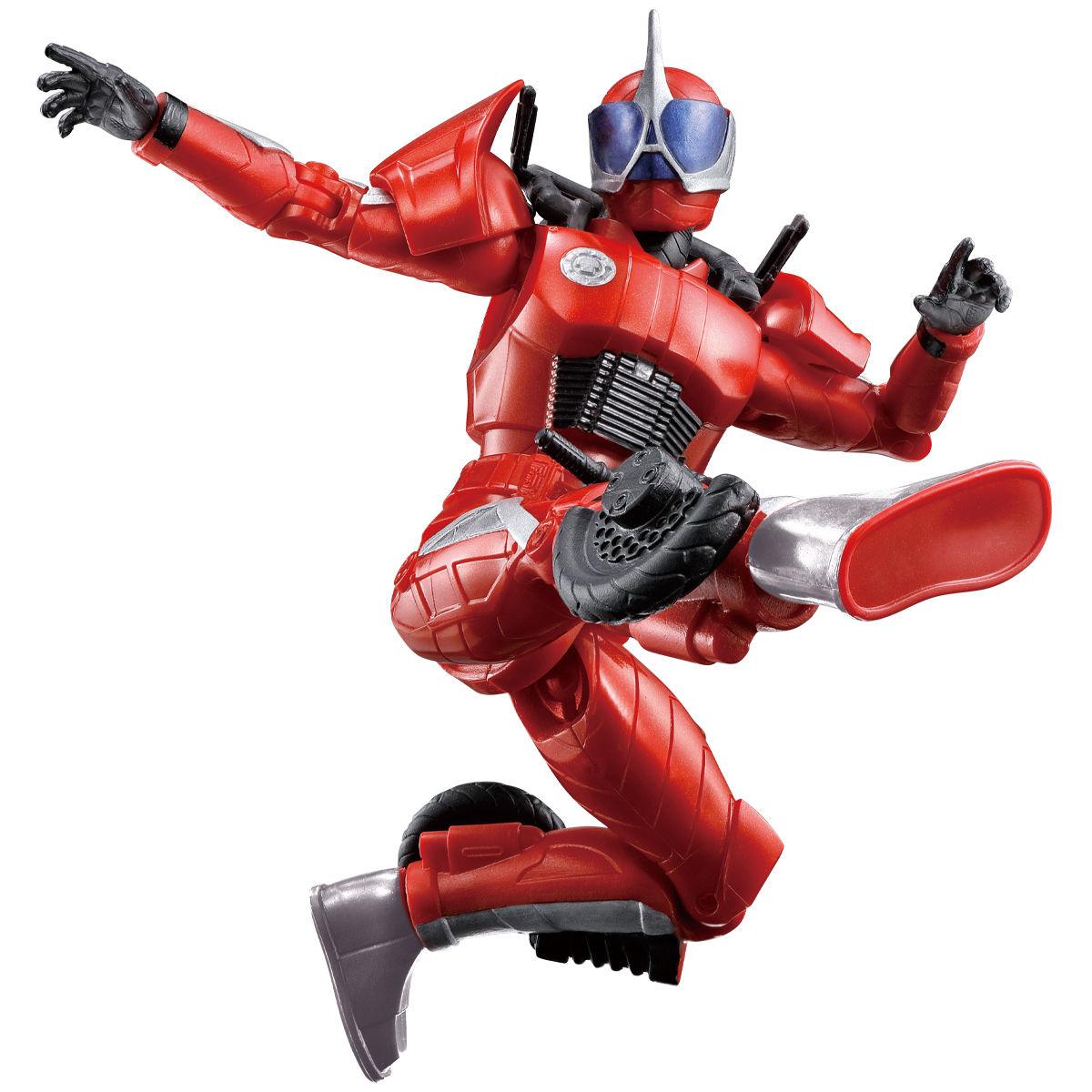 RKFレジェンドライダーシリーズ『仮面ライダーアクセル』可動フィギュア-003