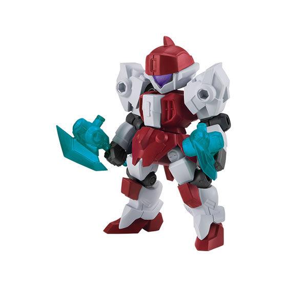 ガシャポン『ROBOT CONCERTO 1.5』ブロックトイ-002
