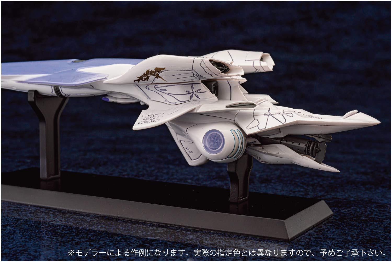 銀河英雄伝説 Die Neue These『HCK-03 銀河帝国戦艦 ブリュンヒルト』プラモデル-007