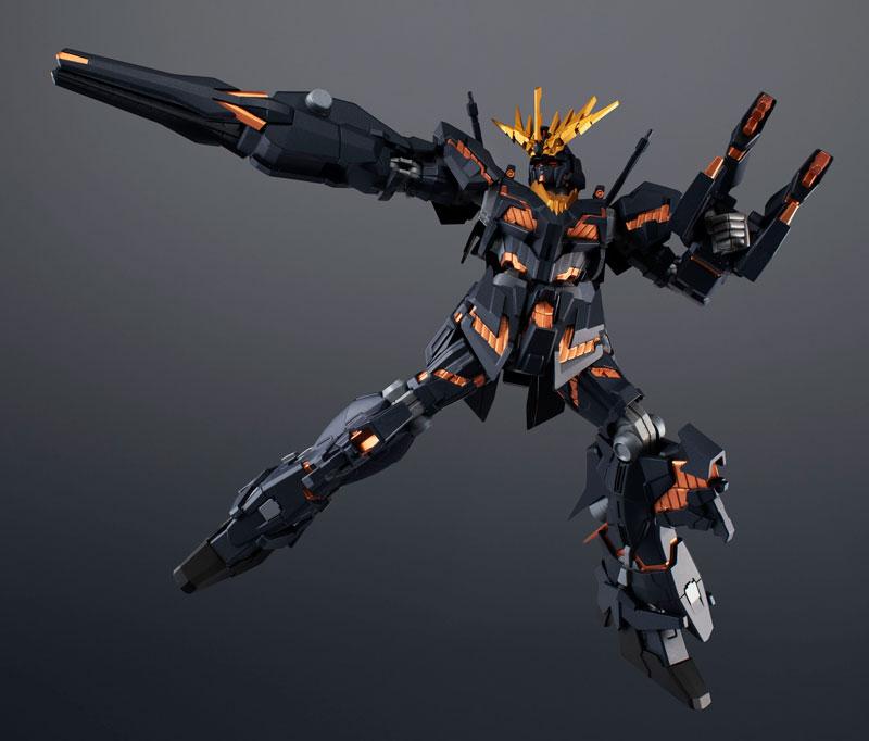 GUNDAM UNIVERSE『RX-0 UNICORN GUNDAM 02 BANSHEE』ユニコーンガンダム2号機 バンシィ 可動フィギュア-003