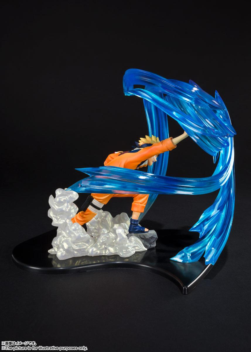 フィギュアーツZERO『うずまきナルト-螺旋丸- 絆Relation』NARUTO -ナルト- 疾風伝 完成品フィギュア-003
