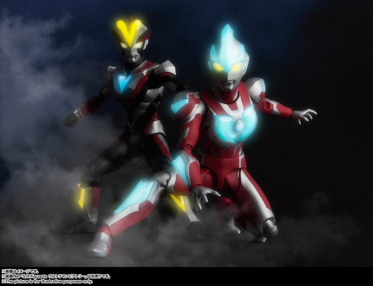 S.H.フィギュアーツ『ウルトラマンギンガ』可動フィギュア-006