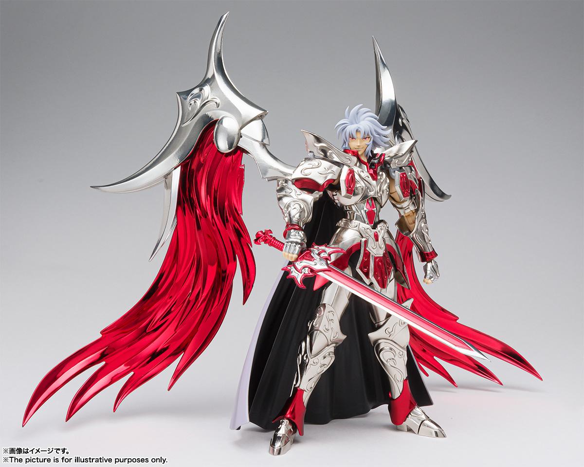 聖闘士聖衣神話EX『戦神アレス』セインティア翔 可動フィギュア-002